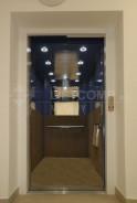 kabina výtahu, výtah bez strojovny