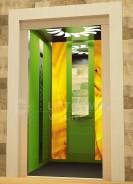 nový výtahový deasign