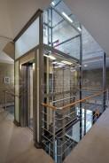 Hydraulický, luxusní výtah