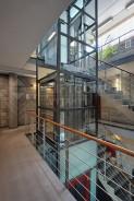 Prosklený výtah