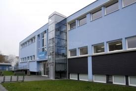 Ocelová konstrukce Vodní svět Ostrava