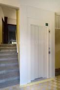 výtah po rekonstrukci