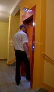 modernizace výtahu a osvětlení nástupišť