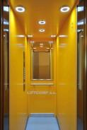 Detailní pohled na provedení kabiny