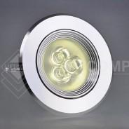 Zapuštěné diodové osvětlení do vátahu