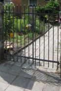 Výroba kovových plotů
