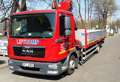 Nový nákladní automobil  MAN TGL 12.250 4X2 BB, EURO 5