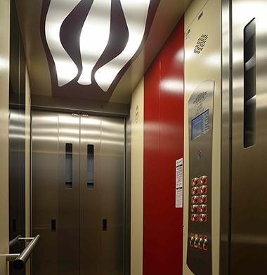 Nový RETRO výtah pro všechny typy výtahů