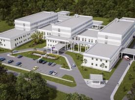 Friendship Hospital ve Vientiane